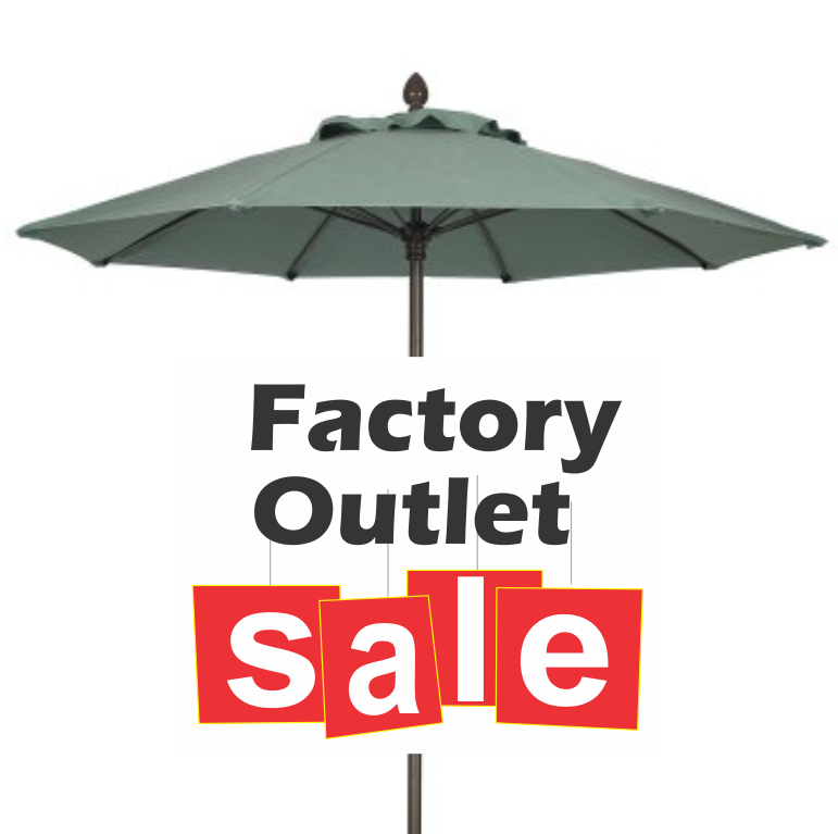 factory outlet sale logo