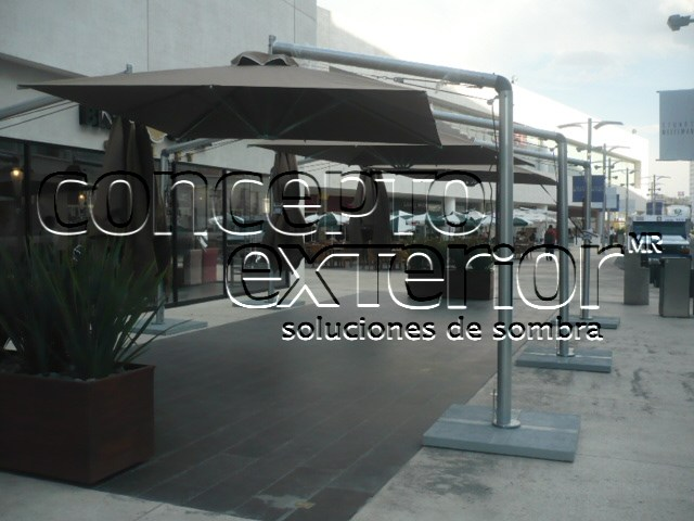 Sombrilla Cancun 2.7x2.70m